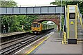SJ3774 : Departing to Chester, Capenhurst Railway Station by El Pollock