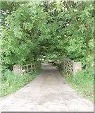 SE1226 : Track - Denholme Gate Road by Betty Longbottom