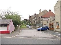 SE1225 : Roylands Street - Wakefield Road by Betty Longbottom