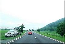 SJ2410 : The A483 by Anthony Parkes