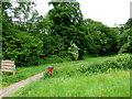 ST5492 : Entrance to Park Redding by Jonathan Billinger