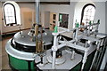 SW6741 : Taylor's Shaft Cornish beam pumping engine - middle chamber by Chris Allen