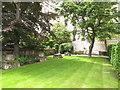 TQ3281 : St Mary Aldermanbury garden by David Hawgood