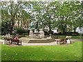 TQ3181 : West Smithfield Garden by David Hawgood