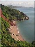 SX9265 : Oddicombe Beach from Babbacombe Downs by Derek Harper