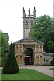 SP5206 : University of Oxford Botanic Garden by John Myers