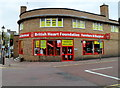 SO9490 : British Heart Foundation shop, Dudley by Jaggery