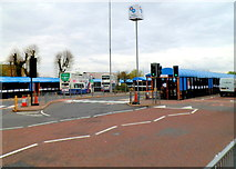 SO9490 : Dudley bus station by Jaggery