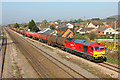 ST4286 : Oil Train at Magor by Wayland Smith