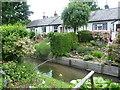 TQ3065 : Cottages at Mount Pleasant, Waddon by Marathon