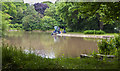 SJ3189 : Birkenhead Park by Ian Greig
