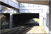 TQ7768 : Gillingham Station by N Chadwick