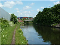 SJ7996 : Bridgewater Canal by Alexander P Kapp