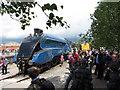 SE5951 : Mallard at Railfest 2012 by Gareth James