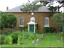 SP8868 : Wellingborough - Friends Meeting House by Dave Bevis