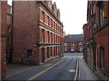 SK5640 : Nottingham - NG1 (Derby/Wollaton Rds) by David Hallam-Jones