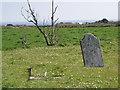SW7114 : Graveyard at Grade church by Bikeboy