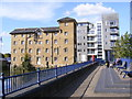TQ4383 : Town Quay, Barking by Adrian Cable