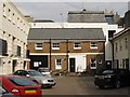 TQ3203 : Mews off St. George's Road, BN2 by Mike Quinn