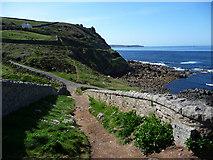 SW3531 : Cape Cornwall by Chris Gunns