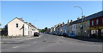 J4874 : View north along William Street, Newtownards by Eric Jones