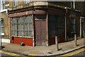 TQ3382 : Old corner shop, near Columbia Road by Julian Osley