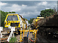TL4903 : Rolling stock storage sidings by Roger Jones