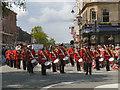SD8010 : Bury Carnival, Market Place by David Dixon