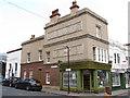 TQ3203 : The Boozy Cow, Bristol Road /  Montague Place, BN2 by Mike Quinn