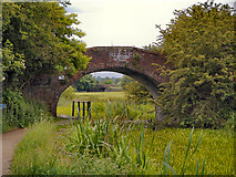 SD7908 : Rothwell Bridge by David Dixon