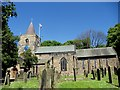 NZ1665 : The Church of St Michael & All Angels, Newburn by Bill Henderson