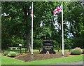 TL1685 : Memorial to U.S.A.A.F. Glatton by JThomas