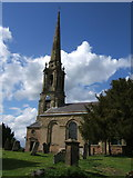 SO9969 : The spire of Tardebigge Church by Ruth Riddle