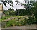 NZ4818 : Site of Westcote, Hollins Lane by Alex McGregor