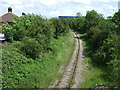 TL1896 : Little used railway line by JThomas
