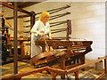 SJ8383 : The Spinning Jenny by David Dixon