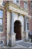 TQ1773 : Door and entrance to Ham House by Philip Halling