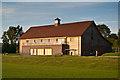 TQ2450 : Old Reigatians club house by Ian Capper