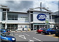 SO0306 : Boots, Cyfarthfa Retail Park, Merthyr Tydfil by Jaggery