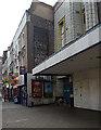TQ3284 : 'Ghost sign', Essex Road, Islington by Julian Osley