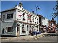 TQ8833 : The Vine Inn, Tenterden by Paul Gillett