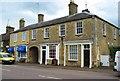 TL0798 : 23 & 31 Elton Road, Wansford by P L Chadwick