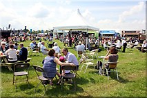 SJ7177 : The Cheshire Show, Tabley by Jeff Buck