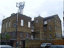 TQ3084 : Lower Holloway Telephone Exchange (2) by David Hillas
