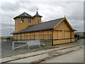 NZ3767 : Watch House, South Shields Volunteer Life Brigade by David Dixon