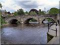 SE3170 : River Skell, Archer Bridge by David Dixon