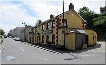 J0115 : The Welcome Inn, Main Street, Forkhill by Eric Jones