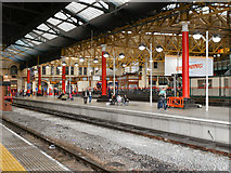 SJ8499 : Manchester Victoria Station by David Dixon