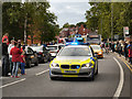 SD8204 : 2012 Olympic Torch Relay, Prestwich by David Dixon
