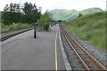 SH5752 : Rhyd Ddu Station by Mat Fascione